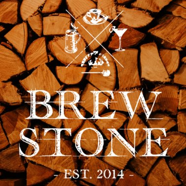 The brewstone logo